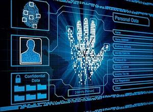 экран с личными данными