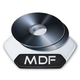 файлы MDF