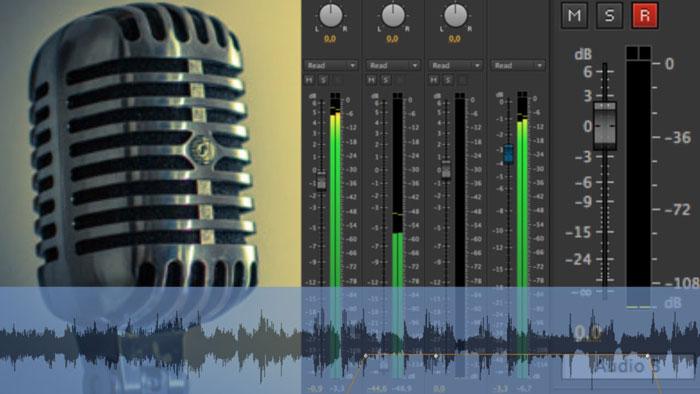 микрофон и настройки аудио