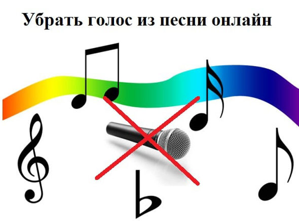 ноты и микрофон