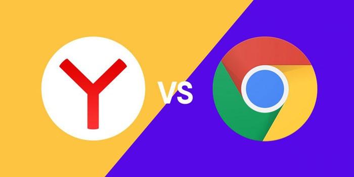 значок двух браузеров
