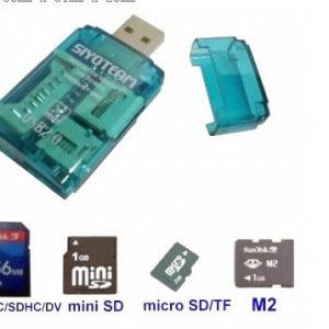 различный форматы карт памяти