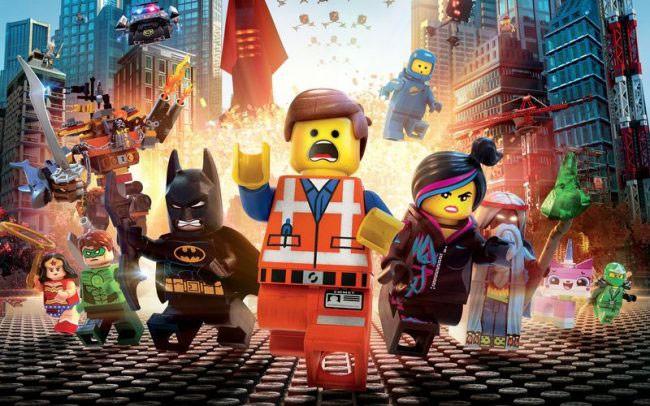 заставка игры Лего