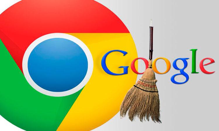 Удаление кеша в Гугл Хром на телефоне