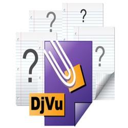 Чем открыть файл формата djvu быстро и бесплатно?