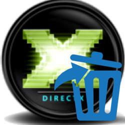 Как удалить DirectX на Windows 10 полностью