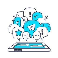Как создать канал в Telegram?