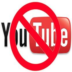 Почему не работает YouTube?