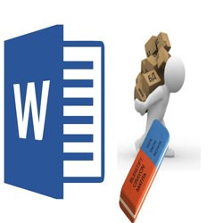 Как быстро убрать перенос слов в текстовом редакторе Word