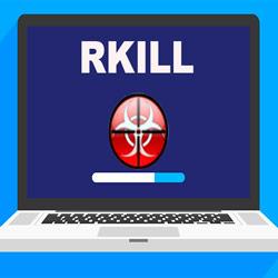 RKill — удаление вредоносных программ на компьютере Windows