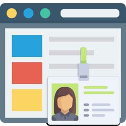 Как сделать бейджик online бесплатно и распечатать