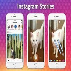 Как снять свою Stories в Instagram