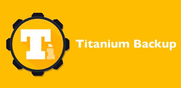 титаниум бэкап