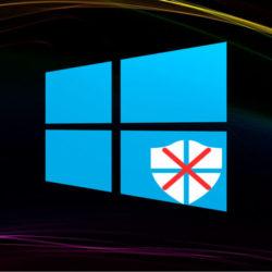 Антивирусная программа Защитник Windows 10 грузит процессор — как ограничить нагрузку?