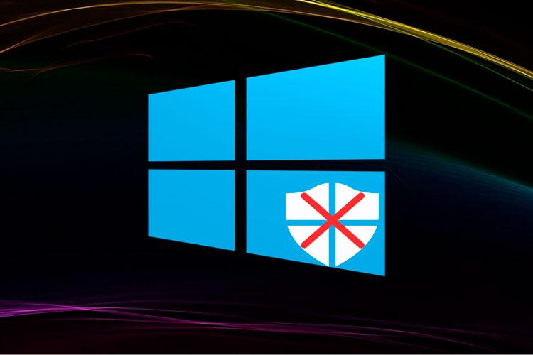 Защитник Виндовс 10 грузит процессор
